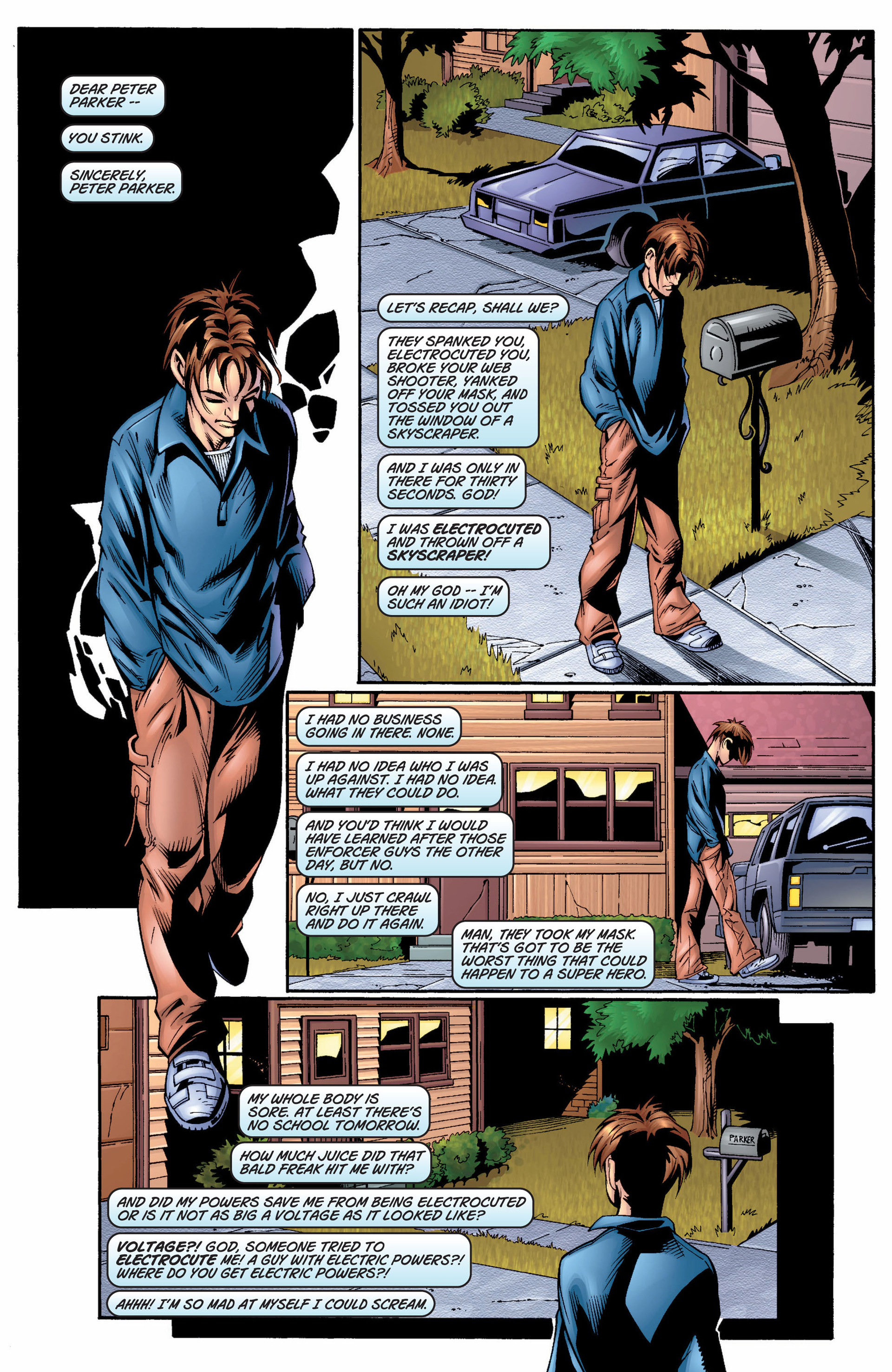 Ultimate Spider-Man (2000) Issue #10 #14 - English 10