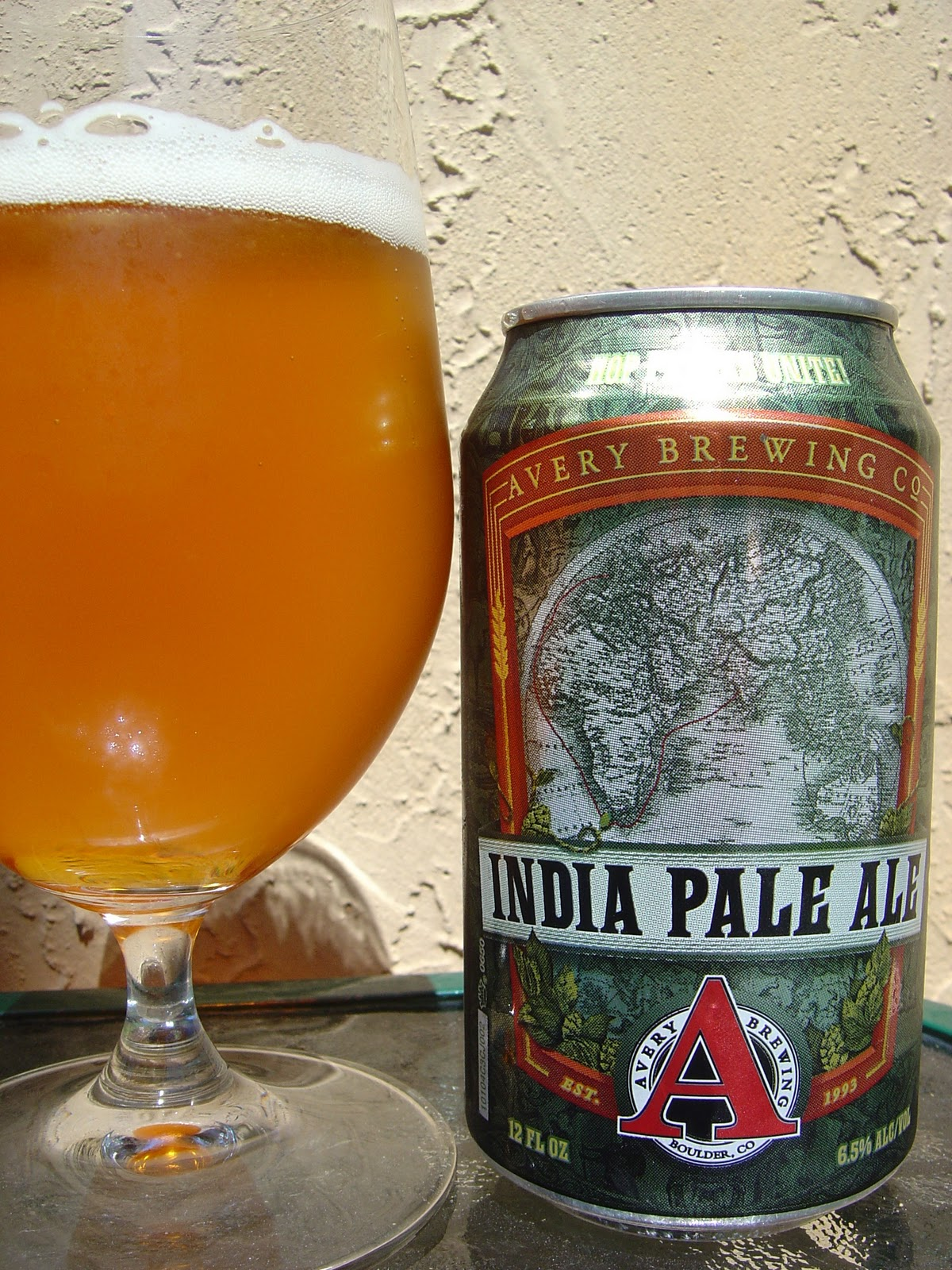 Daily Beer Review Avery India Pale Ale
