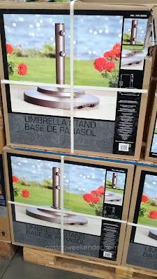 Sungrade Umbrella Stand for your patio umbrella