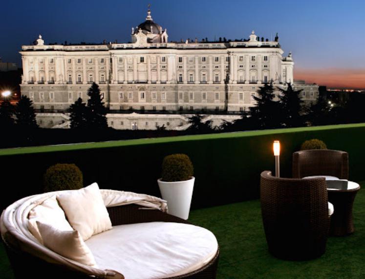 Igastronomus terrazas de madrid en verano for Restaurante jardines de sabatini