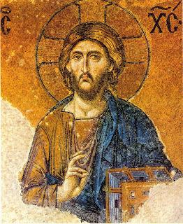 Ícone de Cristo Pantocrator