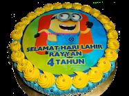 Kek Sponge