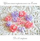 цветочки от Елены