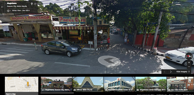 How to use Google Street View Philippines