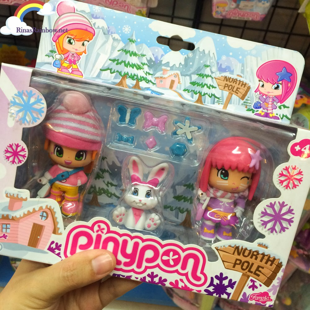 pinypon winter
