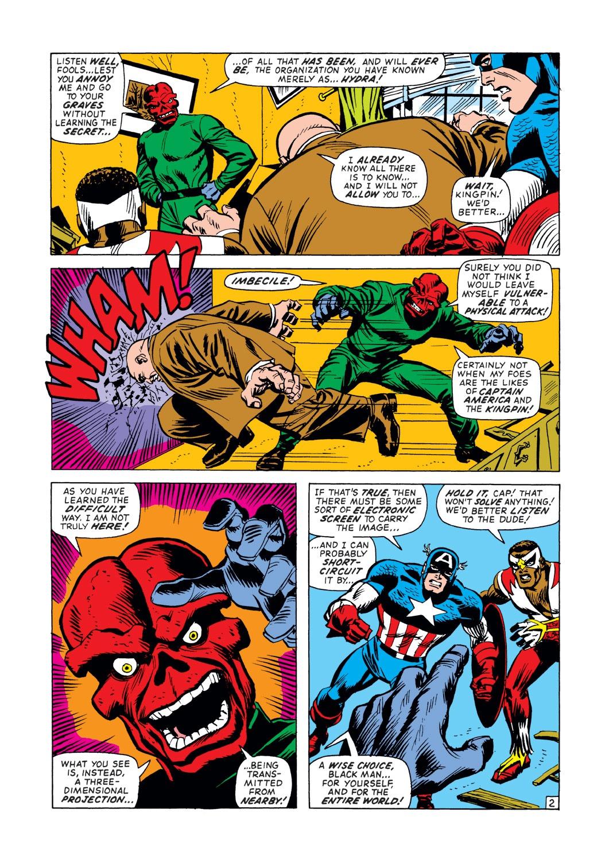Captain America (1968) Issue #148 #62 - English 3