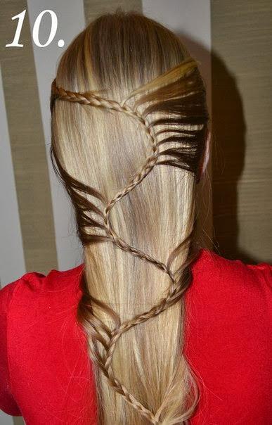 Braid Hairstyles Step by Step