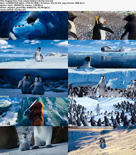Happy Feet 2: El pingino [2011] [DvdRip] [Latino] [RG]