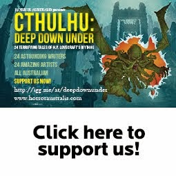 Cthulhu: Deep down under!