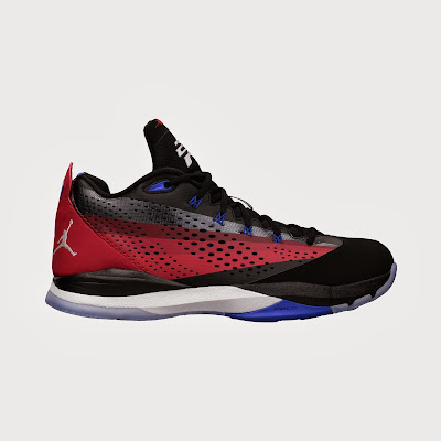 Nike Air Jordan CP3.VII Men's Basketball Shoe # 616805-006
