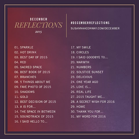 December Reflections 2015