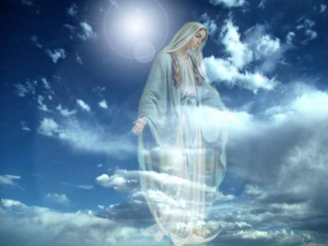 8 декабря - День Непорочного Зачатия Пресвятой Девы Марии