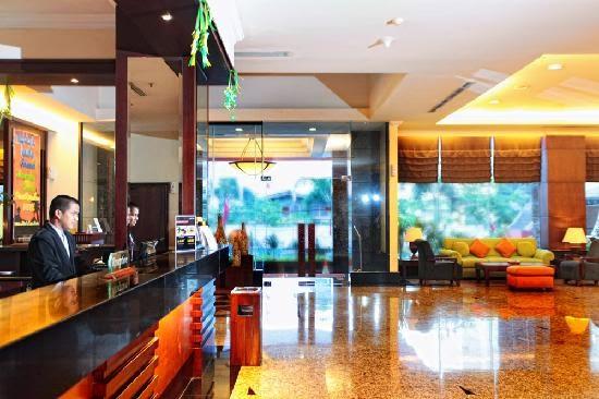 Grand Central Hotel Lobby