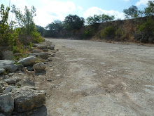 Hondo Creek's a dry creek bed