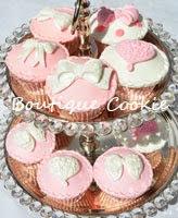 Pembiş Cupcakeler