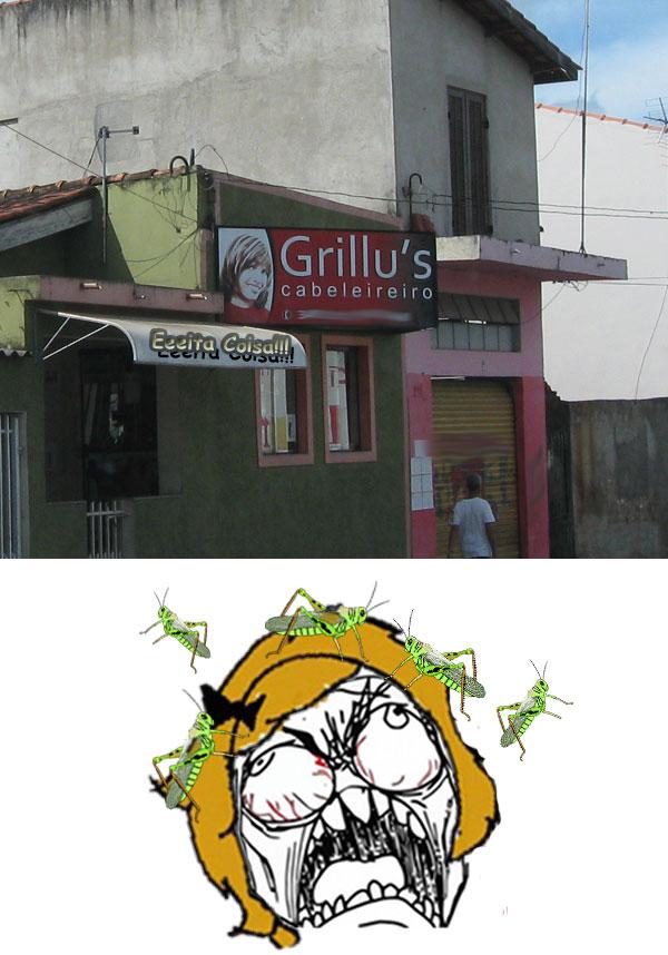 grilo, meme, eeeita coisa, cabeleireiro