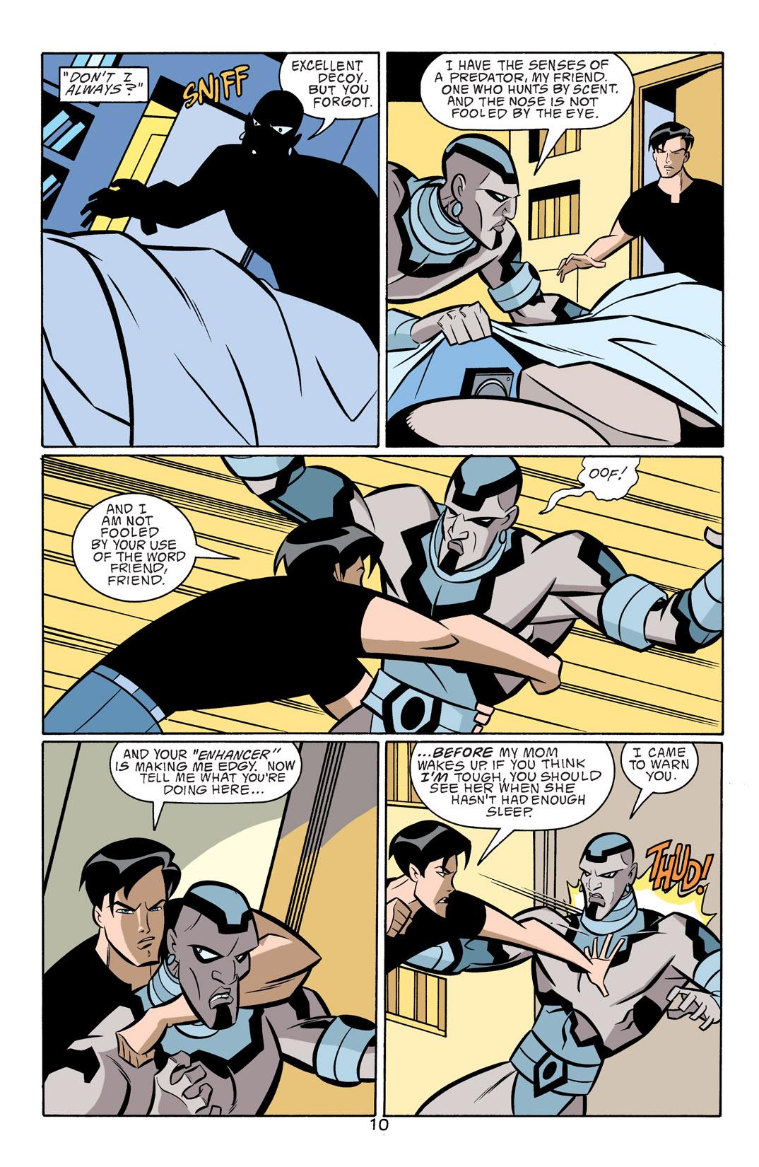 Batman Beyond [II] Issue #18 #18 - English 11
