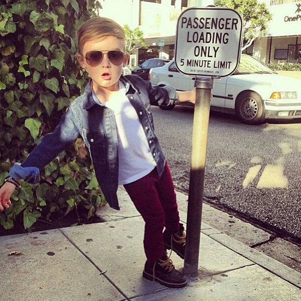 Alonso Mateo: The 5-Year-Old Fashion Expert