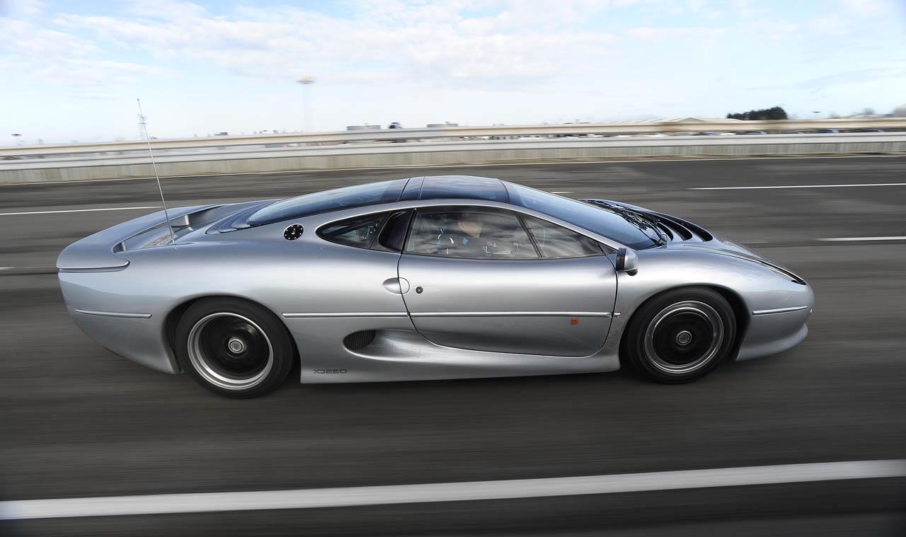 Approved Jaguar Xj >> FAB WHEELS DIGEST (F.W.D.): Jaguar XJ220 (1992-1994)