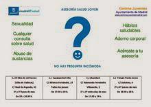 Asesorías de Salud Joven