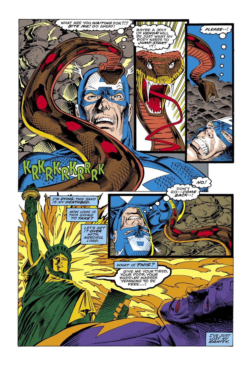 Captain America (1968) Issue #436 #386 - English 19