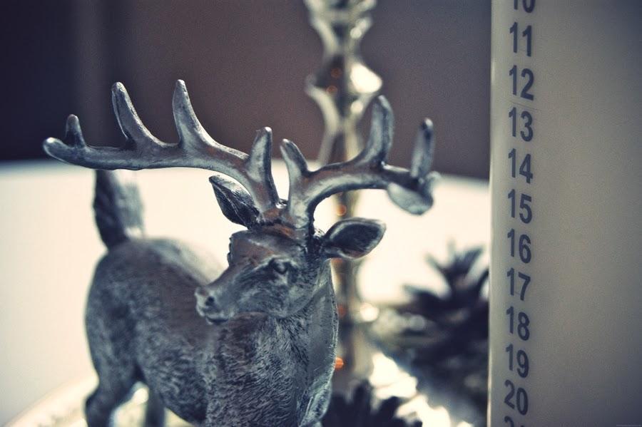 Katrine lærke: sidste års kalenderlys