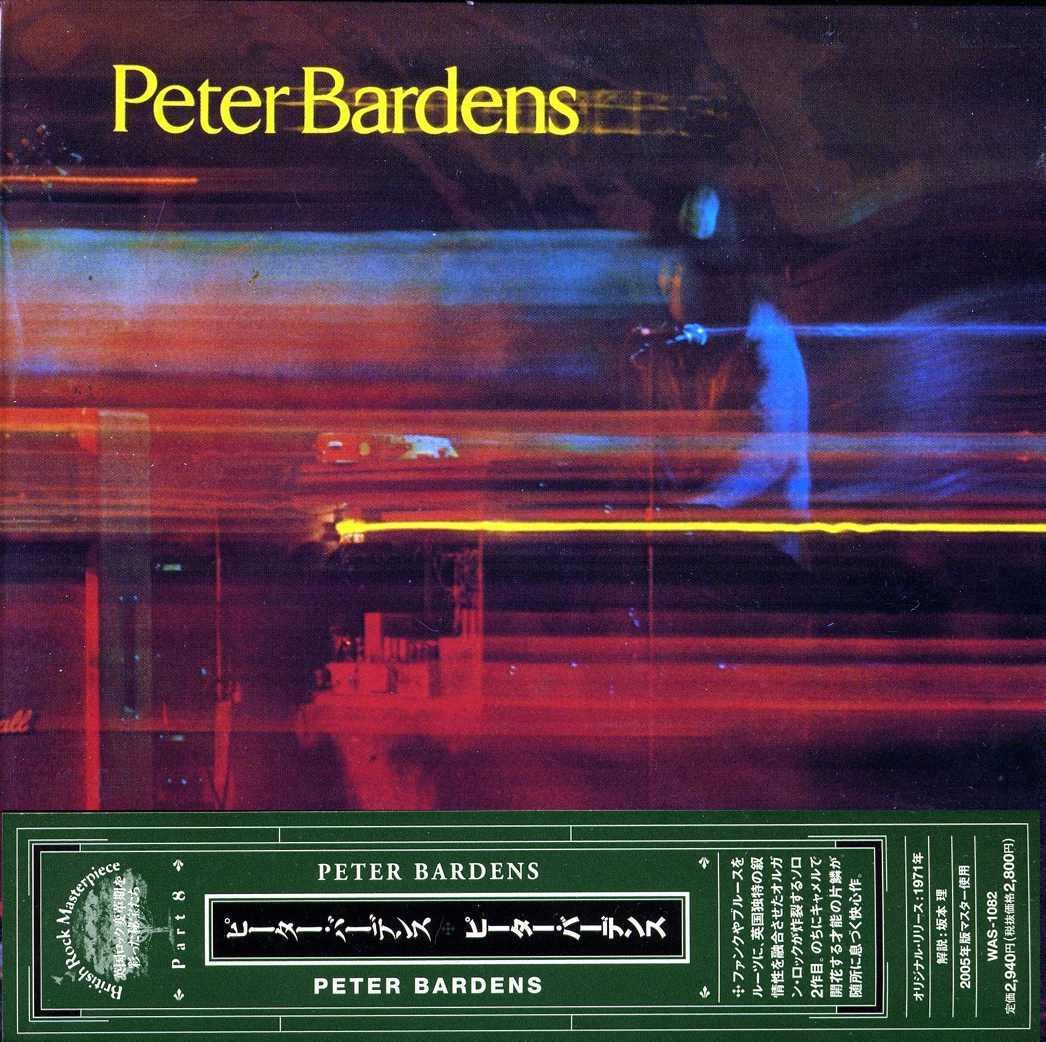 rockasteria peter bardens write my in the dust uk peter bardens write my in the dust 1971 uk brilliant post psychedelic early progressive rock pre camel release remaster