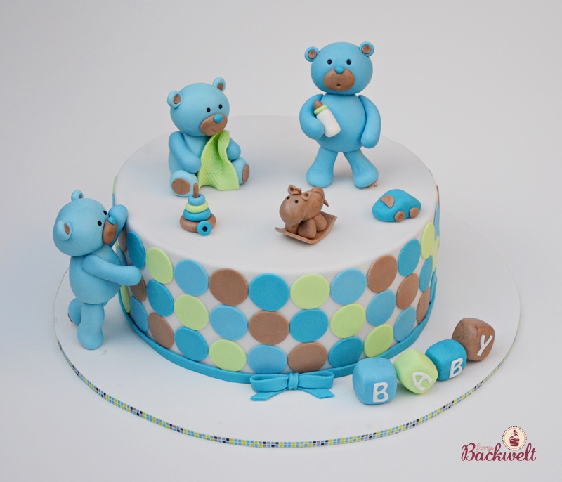 Geburtstagskuchen baby 1 jahr