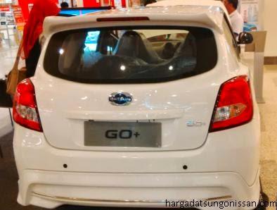 Foto Mobil Datsun Go+ interior dan eksterior