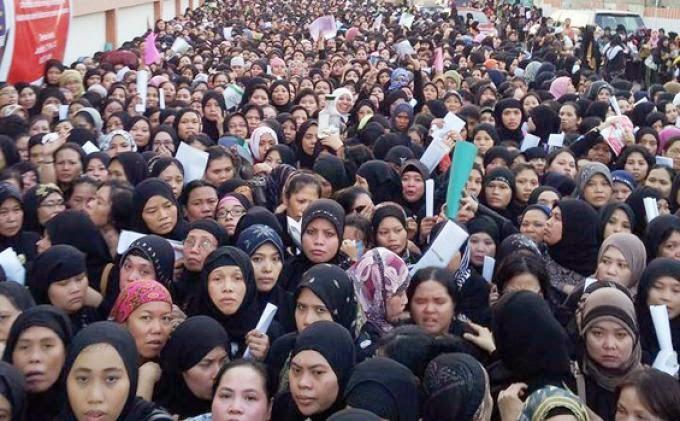 Rendah, Minat Warga Bandung Jadi TKI