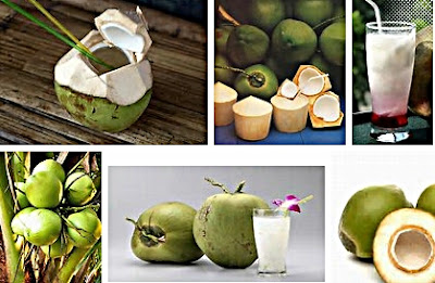 manfaat air kelapa muda untuk ibu hamil