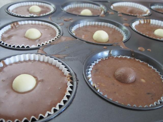 Nigella's Choc Chip Muffins Recipe