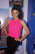 Rey Heroine Saiyami Kher Photos in Pink Top-thumbnail-19