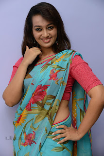 Esther Noronha Pictures in saree 013.jpg