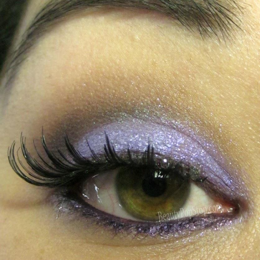 anna sui makeup tutorial spring 2014 using sugarpill paperdoll and lumi