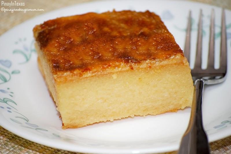 how to make filipino cassava cake