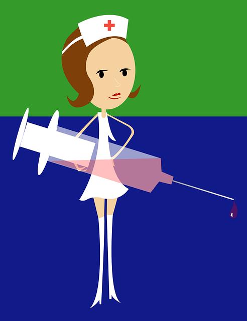 http://pixabay.com/en/red-cross-doctor-nurse-cartoon-34913/