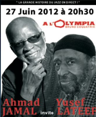 Jazz Of Thufeil - Paris Jazz Festival Flyer 2012.png