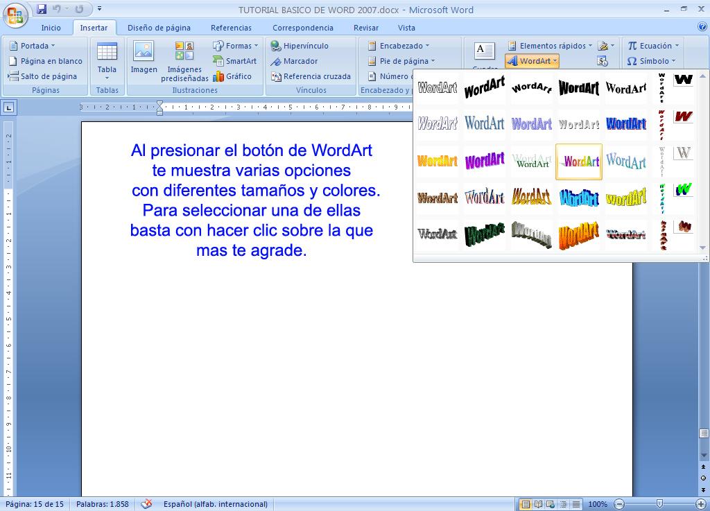 Unidad iii herramientas de ofim tica tecnolog as de for En word cual es el interlineado