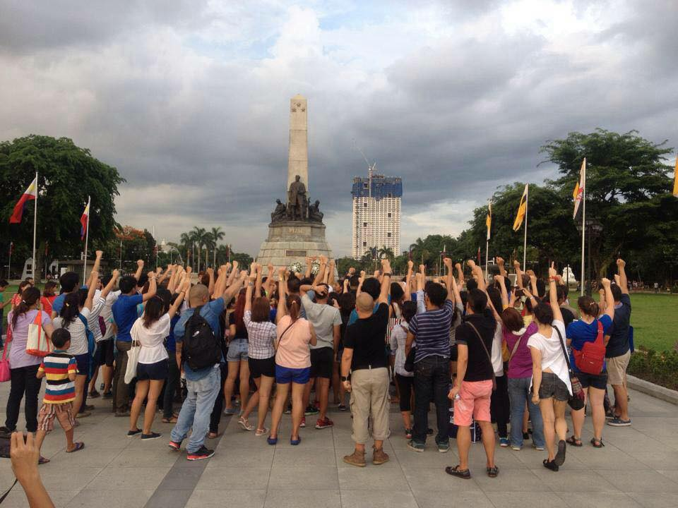 torre de manila Philippine senator pia cayetano on tuesday said she has elevated the issue of the desecration of the rizal monument in manila before an international body tasked to identify and protect heritage.