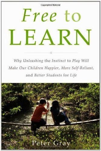 Free to Learn: Why Unleashing the Instinct to Play Will Make Our Children Happier
