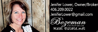 bozeman mt real estate - Jen Lower