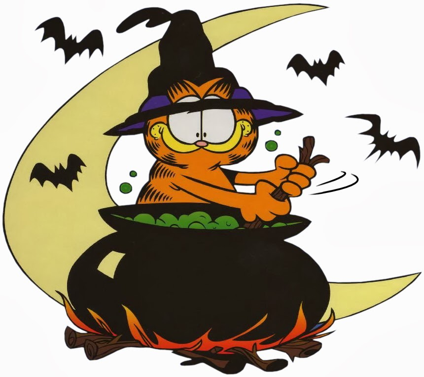Halloween Cartoon Activities to Introduce the Fun Moment of ...