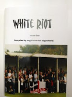White Riot 1 Fanzine