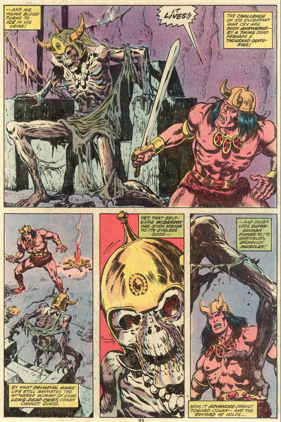 Conan the Barbarian (1970) Issue #92 #104 - English 12