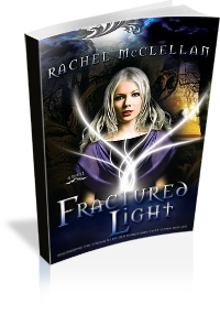 Book Cover: Fractured Light by Rachel McClellan