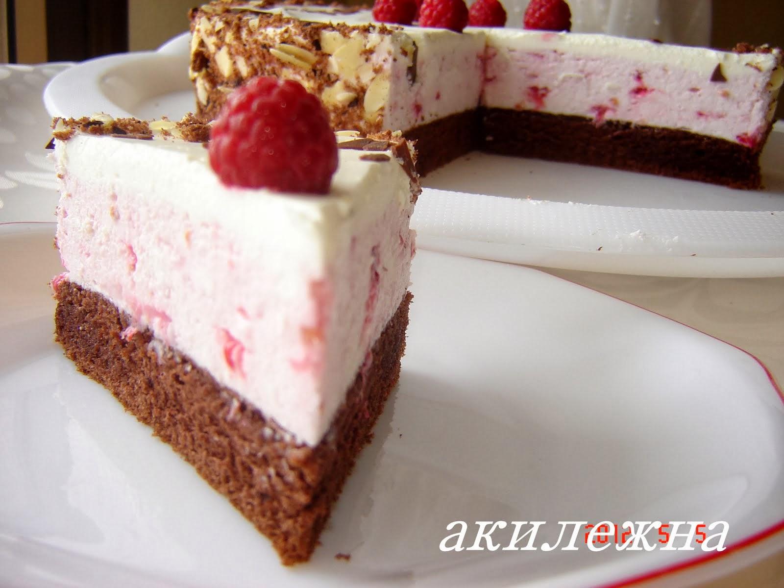 Торт «Крем-суфле»