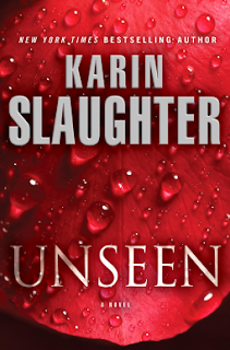Unseen Karin Slaughter cover