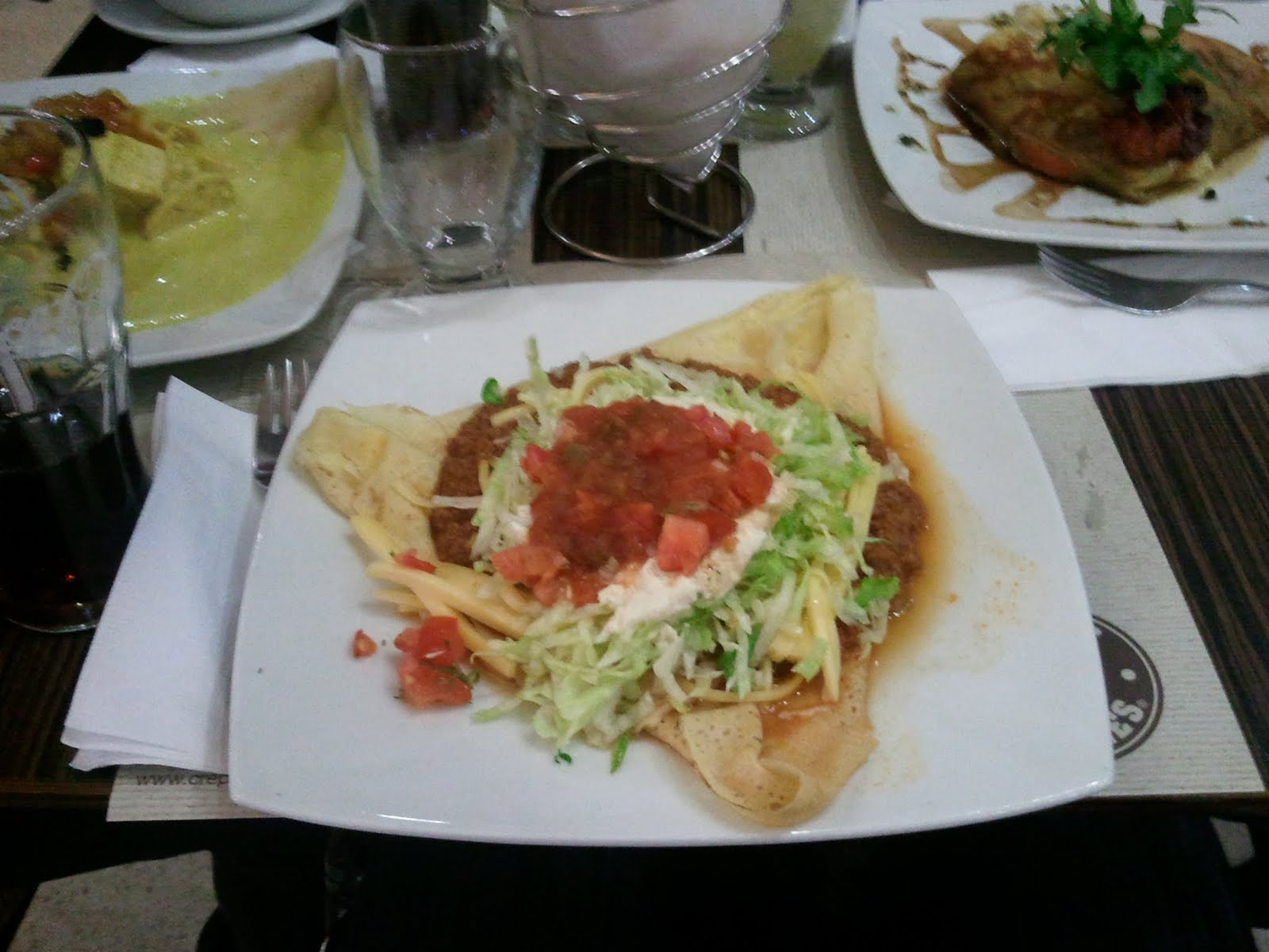 Puntos de venta Crepes Waffles en Bogot