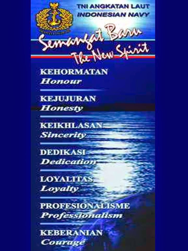 The New Spirit Indonesian Navy